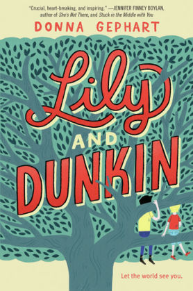 BOOK REVIEW Lily and Dunkin