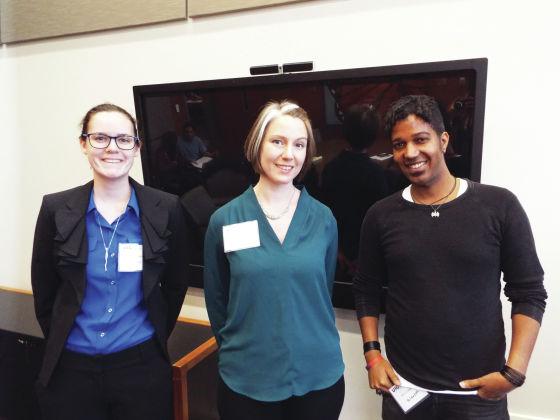 Engendering Change workshops challenge through shared info