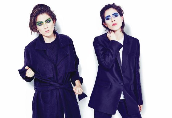 SUMMER MUSIC Tegan and Sara show us the 'Love'