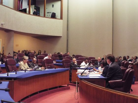 City Council committee votes to advance trans measure