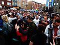 Chicago vigil for Orlando shooting victims. Photo by Gretchen Rachel Hammond