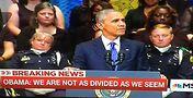 Obama in Dallas.