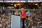 Elizabeth Warren. Photo by Michael Key, Washington Blade