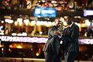 Jason and Jarron Collins. Photo by Michael Key, Washington Blade