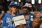Delgates. Photo by Michael Key, Washington Blade