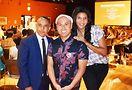 Joe Betancourt, Emmanuel Garcia and Channyn Lynne Parker. Photo by Nina Matti
