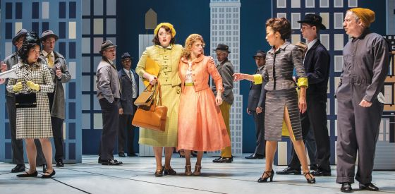 THEATER REVIEW Wonderful Town