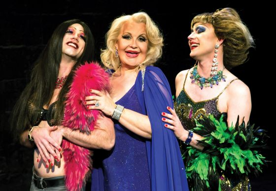 NUNN ON ONE: THEATER Legend Honey West does