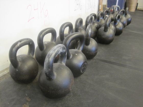 Rebell: All about fitness--and teamwork