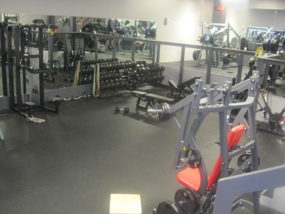 Strive Village fitness facility: 'Unapologetically intense'
