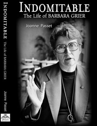 BOOK REVIEW Indomitable: The Life of Barbara Grier