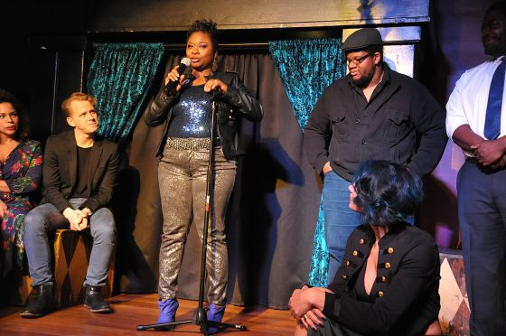 Artists Giving Back holds benefit concert for Donica Lynn