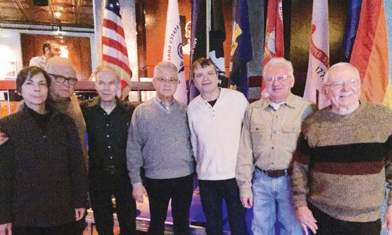 LGBTQ military and veteran monument backers gather at Sidetrack