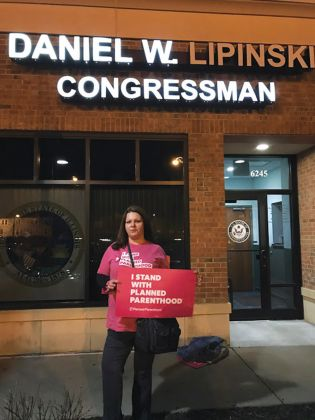 Renee Wsol: From Planned Parenthood patient to advocate