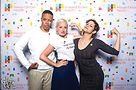 DJ Audio Jack, Kristen Kaza and Tess Kisner.GlitterGuts.com Photography