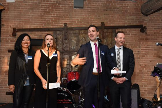 Lambda Legal's Bon Foster event honors advocate