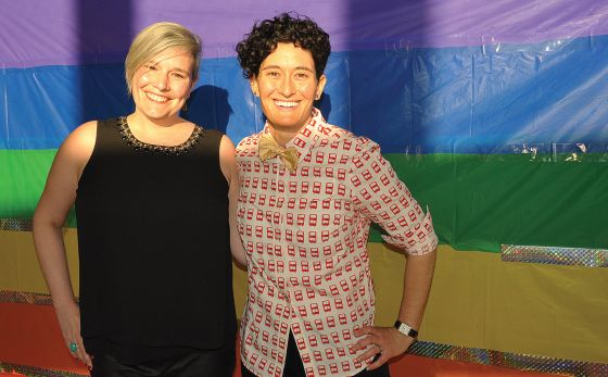 CPS closes year with queer prom