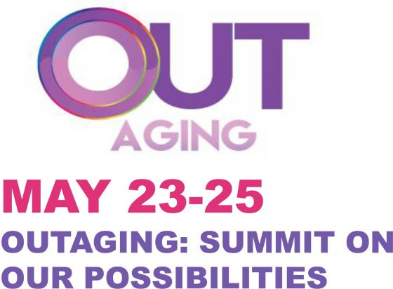 'OUTAging' confab May 23-25