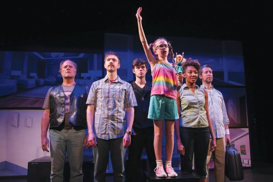 THEATER REVIEW Little Miss Sunshine