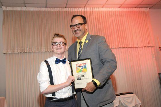 PRIDE '17 WCT honors 36 at 30 Under 30
