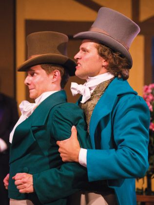 THEATER REVIEW London Assurance