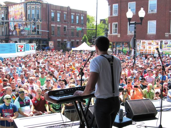 Northalsted Market Days shines on Halsted