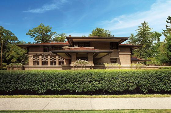 1913 Frank Lloyd Wright 39 S Michigan Masterpiece Tour