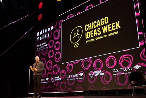 2556   Speakers announced For Chicago Ideas Week Oct. 16 22   Gay