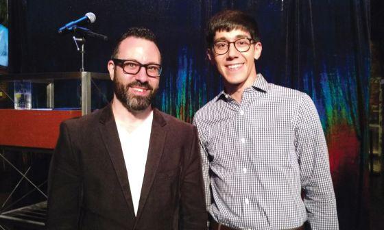 242 - Professor/writer Danny Cohen featured at Holocaust