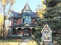 Day two: Checking into Bozeman, Montana's Lehrkind Mansion Bed & Breakfast. Photo by Kirk Williamson