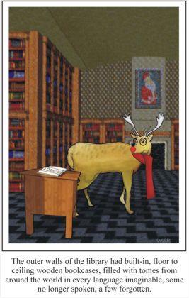 The Reindeer Conundrum Part Five
