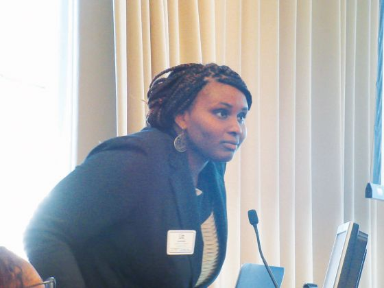 Inaugural gender/justice symposium focuses on women of color