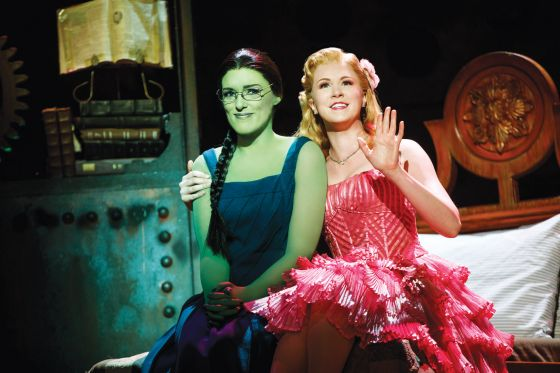 THEATER-REVIEW-Wicked-