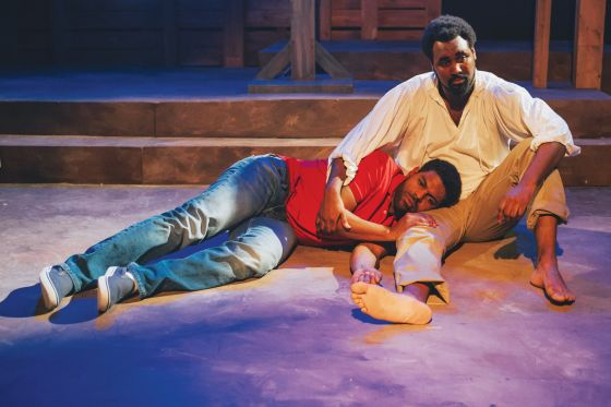 THEATER REVIEW Insurrection: Holding History