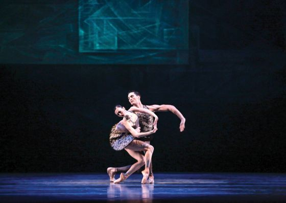 DANCE REVIEW Modern Masters
