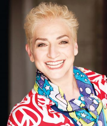 SPRING THEATER PREVIEW Debra Barsha gives people 'A Taste of Things to Come'