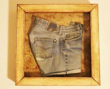 Seeking-out-history-Jeans-shorts-mystery