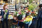 Marguerite Gardens pops up at Foursided for the Andersonville Flower & Garden Show in 2017. Photo courtesy of ACC.