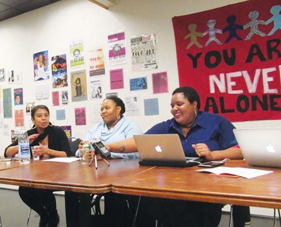Black women anti-rape advocates unite at UIC