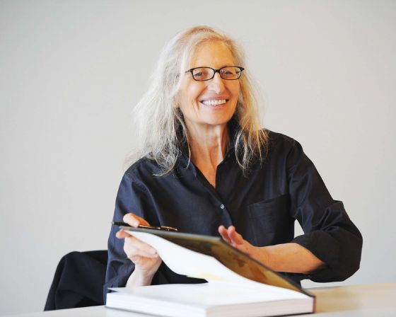 PHOTOGRAPHY Annie Leibovitz clicks with audience at MCA event