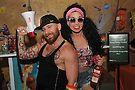 Bartenders Ryan Willing and Debbie Fox. Photos by Vern Hester
