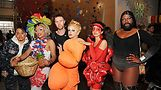 Tenderoni, Aunty Chan, Scott Cramer, Imp Queen, Edaa Birthing, and Lucy Stoole. Photos by Vern Hester