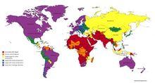 Travel-map-shows-LGBTQI-intolerance-worldwide