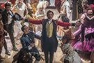 Hugh Jackman in The Greatest Showman. Photo by Niko Tavernise