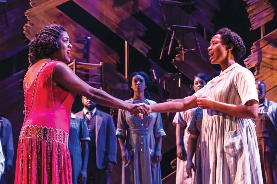THEATER South Side native comes home for 'The Color Purple'