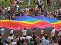 Miami Beach Gay Pride. Photo by Andrew Davis