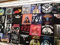 T-shirts at Magnolia Thunder pussy. Photo by Andrew Davis