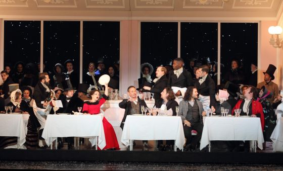 FALL OPERA PREVIEW Operas cover love, lust and lesbians