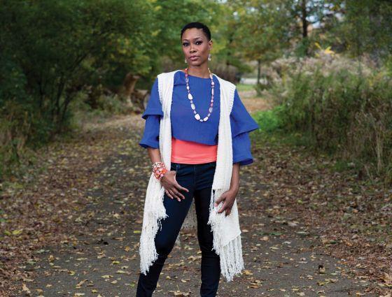 Writer/performer R.C. Riley on queer identity, #MeToo