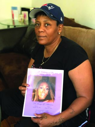 Slain trans woman's mother reflects on daughter's life, passing